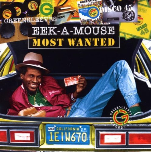 Eek A Mouse Most Wanted