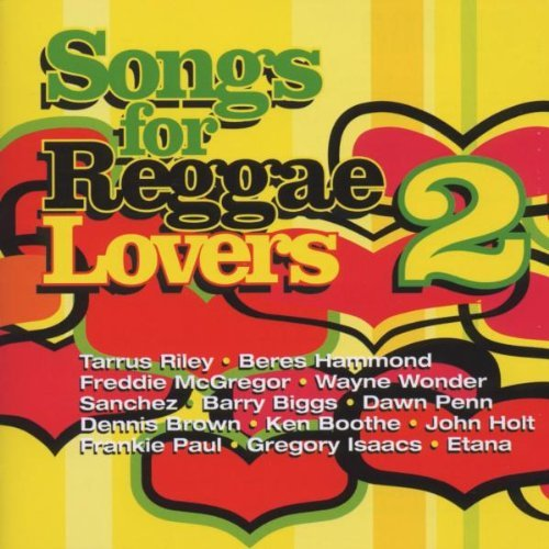 Songs For Raggae Lovers Vol. 2 Songs For Raggae Lovers 2 CD