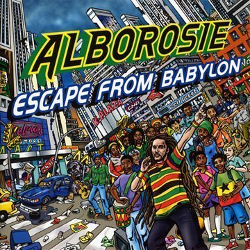 Alborosie Escape From Babylon Import Gbr