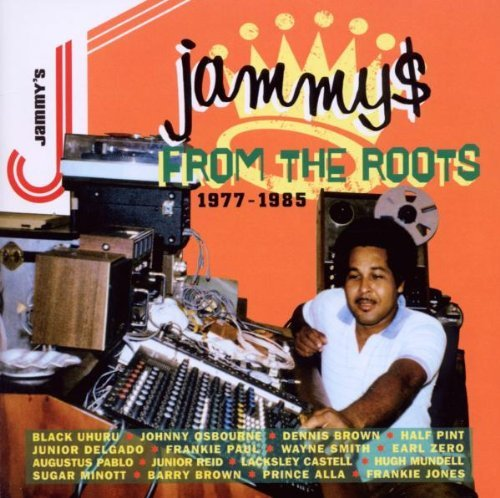 King Jammy Jammy's From The Roots 2 CD