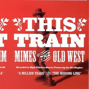 This Train Mimes From The Old West