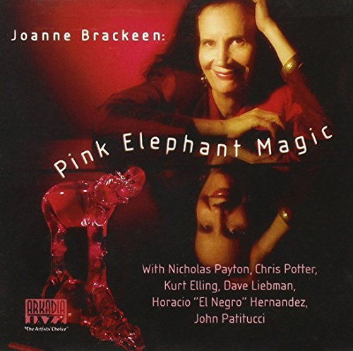 Joanne Brackeen Pink Elephant Magic