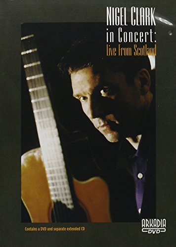 Nigel Clark In Concert Live From Scotland Incl. CD