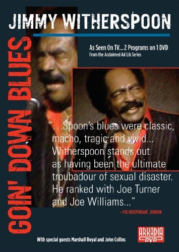 Jimmy Witherspoon Goin' Down Blues Nr