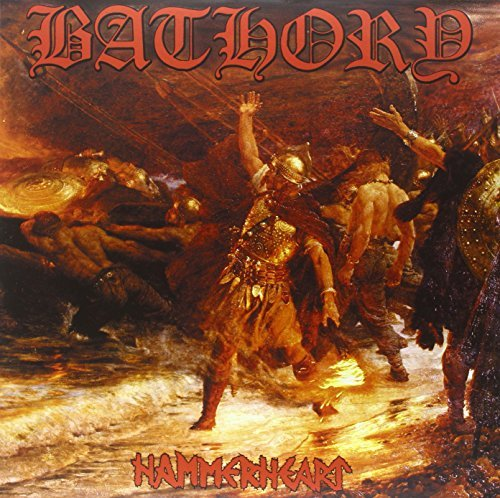 Bathory Hammerheart 2 Lp