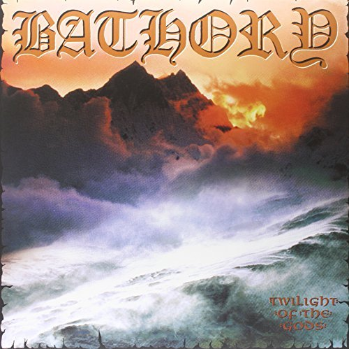Bathory Twilight Of The Gods 2 Lp