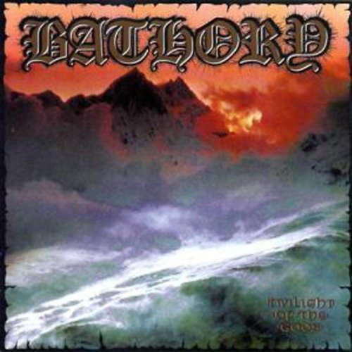 Bathory Twilight Of The Gods Import Picture Disc