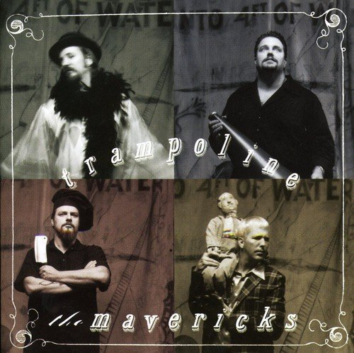 Mavericks Trampoline Import Gbr Incl. Bonus Tracks
