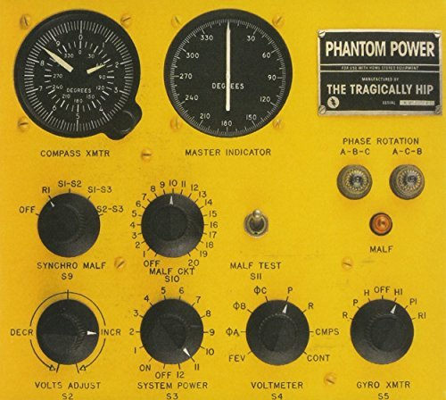 Tragically Hip Phantom Power