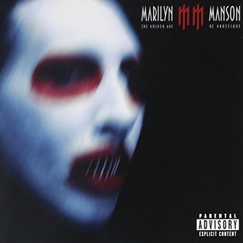 Marilyn Manson Golden Age Of Grotesque Explicit Version