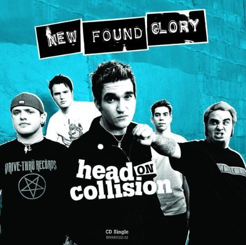 New Found Glory Head On Collision