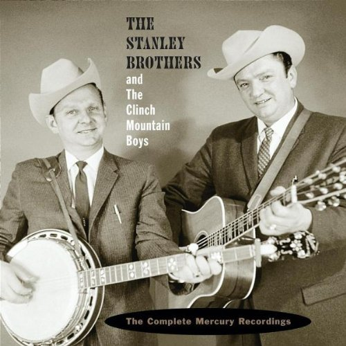 Stanley Brothers Complete Mercury Recordings 2 CD