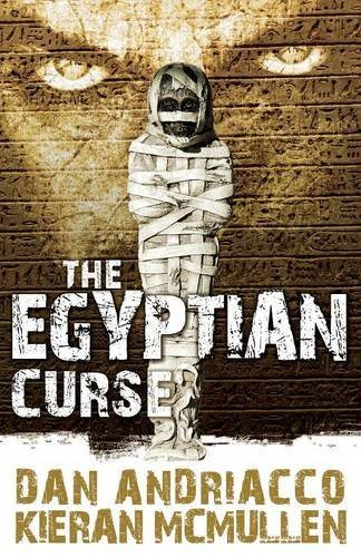 Dan Andriacco The Egyptian Curse