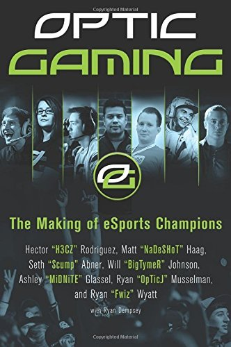 Ryan Dempsey Optic Gaming The Making Of Esports Champions