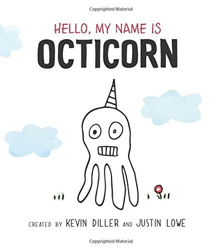 Kevin Diller Hello My Name Is Octicorn