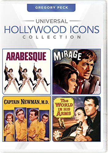 Gregory Peck Universal Hollywood Icons Collection DVD