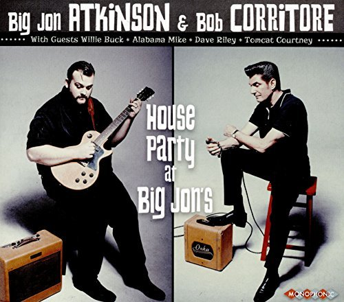 Atkinson Jon Big Corritore B House Party At Big Jon's