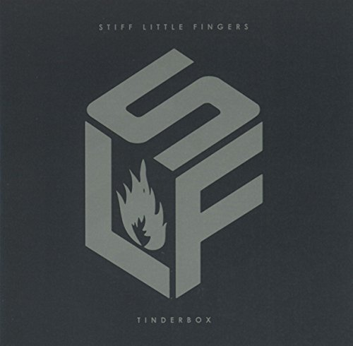 Stiff Little Fingers Tinderbox Import Gbr