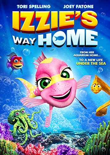Izzie's Way Home Izzie's Way Home DVD Nr