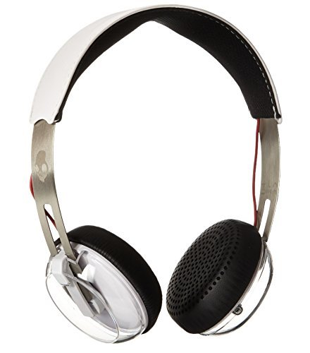 Headphones Grind White Black Red
