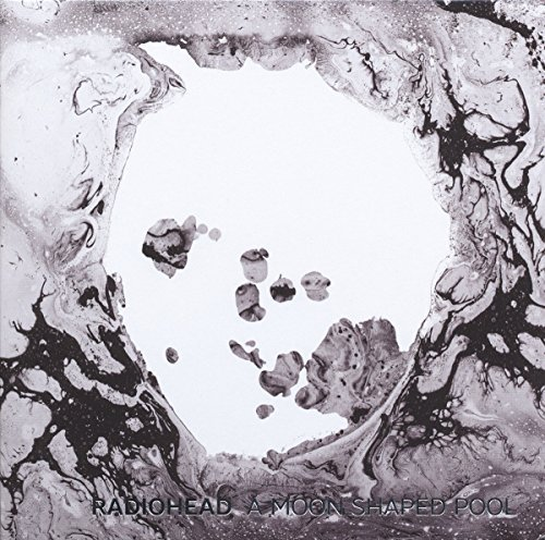 Radiohead Moon Shaped Pool