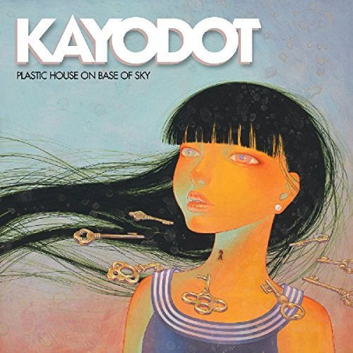 Kayo Dot Plastic House On Base Of Sky