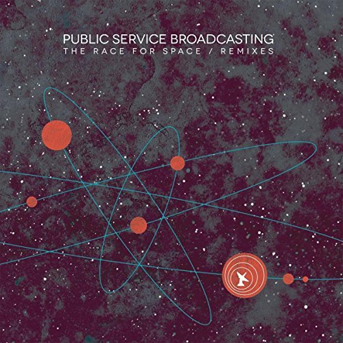Public Service Broadcasting Race For Space Remixes