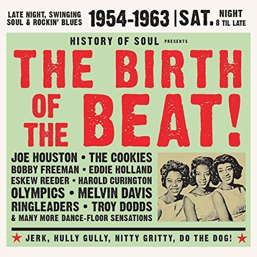 Various Artist Birth Of The Beat 1954 1963