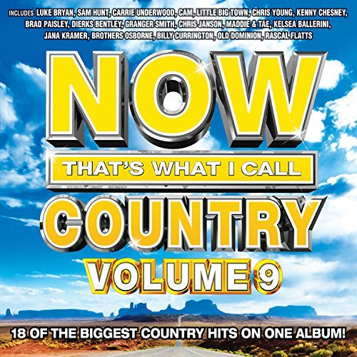 Now That's What I Call Country Vol. 9