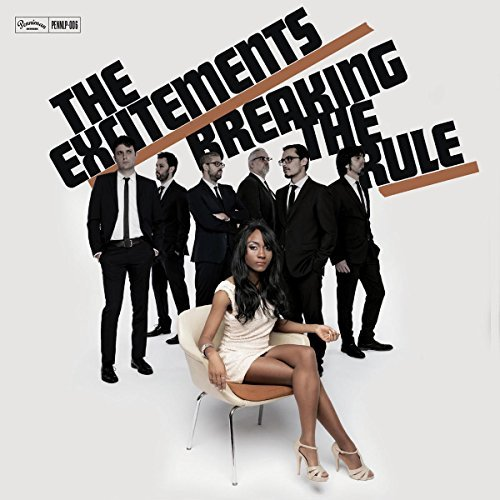 The Excitements Breaking The Rule Lp