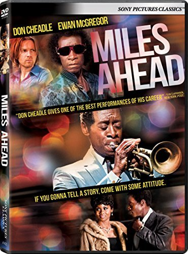 Miles Ahead Cheadle Mcgregor DVD R