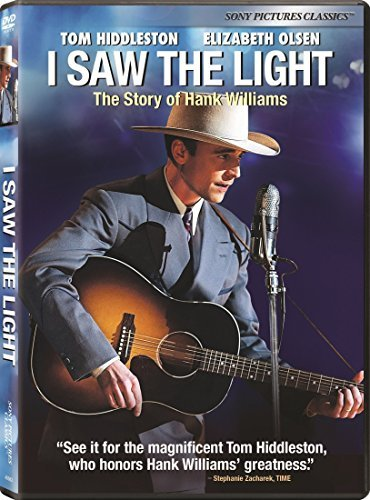 I Saw The Light Hiddleston Olsen DVD R