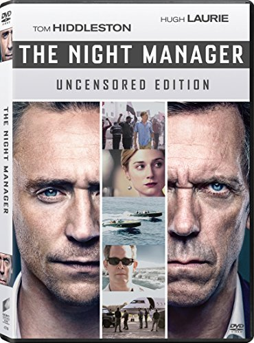 Night Manager Season 1 DVD