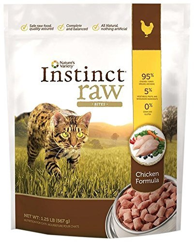Nav Raw Cat Chicken 1.25lb