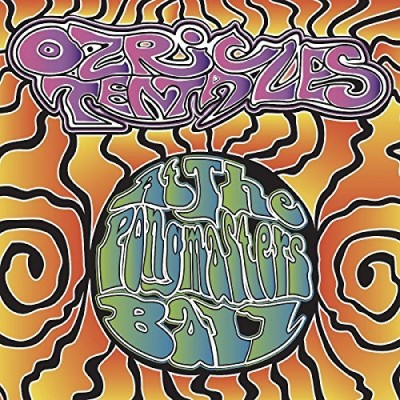 Ozric Tentacles At The Pongmasters Ball