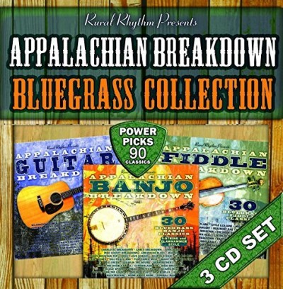 Appalachian Breakdown Bluegras Appalachian Breakdown Bluegras