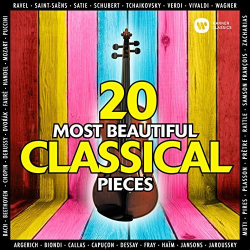 20 Most Beautiful Classical Pieces 20 Most Beautiful Classical Pieces