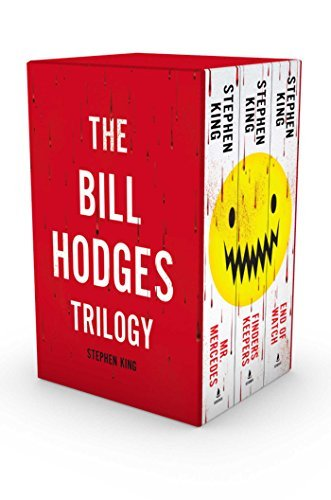 Stephen King The Bill Hodges Trilogy Boxed Set Mr. Mercedes Finders Keepers And End Of Watch