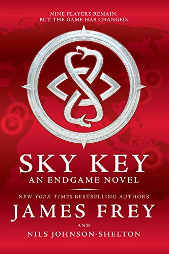 James Frey Endgame Sky Key
