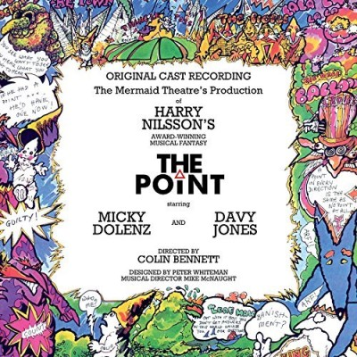 Dolenz Micky Jones Davy Point Original Cast Recording