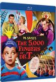 5 000 Fingers Of Dr. T Healy Conried Rettig Blu Ray