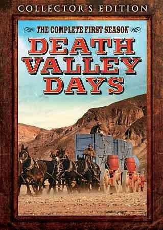 Death Valley Days Season 1 DVD