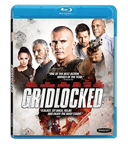 Gridlocked Glover Lang Blu Ray R