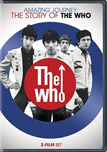 Who Amazing Journey The Story Of The Who DVD