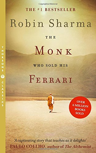 Robin S. Sharma The Monk Who Sold His Ferrari