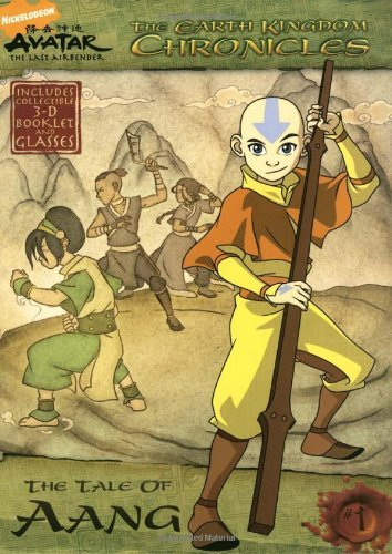 Michael Teitelbaum The Tale Of Aang Avatar The Last Airbender
