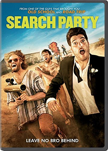Search Party Pally Miller Middleditch DVD R