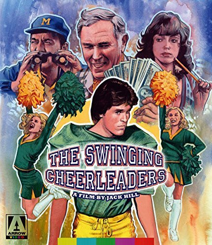 Swinging Cheerleaders Camp Katon Blu Ray DVD R