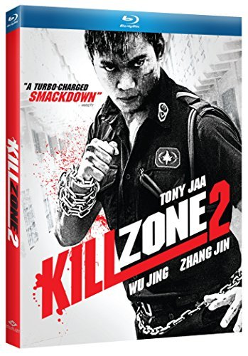 Kill Zone 2 Wu Jaa Blu Ray Nr