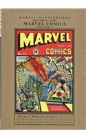 Marvel Comics Golden Age Marvel Comics Marvel Masterworks Presents